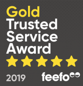 FOUR IN A ROW – ESSENTIAL INSURANCE RECEIVES FEEFO GOLD TRUSTED SERVICE AWARD 2019