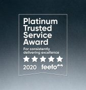 ESSENTIAL INSURANCE FIRST TO WIN PLATINUM TRUSTED SERVICE AWARD